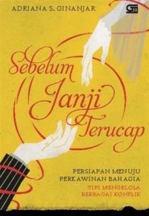 Novel Harlequin Janji Abadi bukukita sebelum janji terucap persiapan menuju perkawinan bahagia cover baru