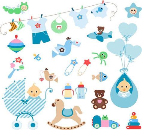 baby layout vector free vectors cute baby cliparts designfreebies