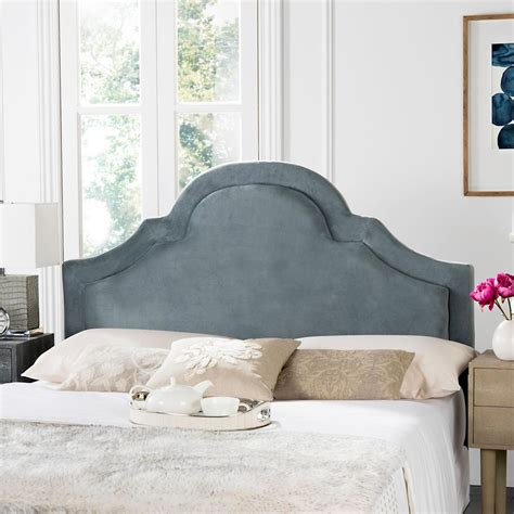 blue queen headboard safavieh kerstin wedgwood blue queen headboard mcr4678e