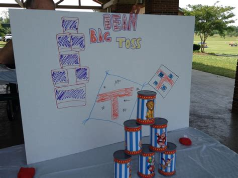 homemade games homemade carnival games and kid made party ideas simply