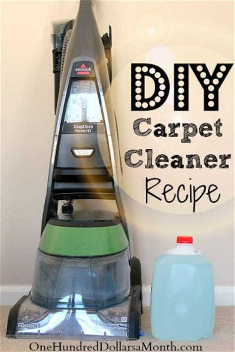 Rug Cleaner Recipe by Tips For Steam Cleaning Carpets Favorite Diy Carpet
