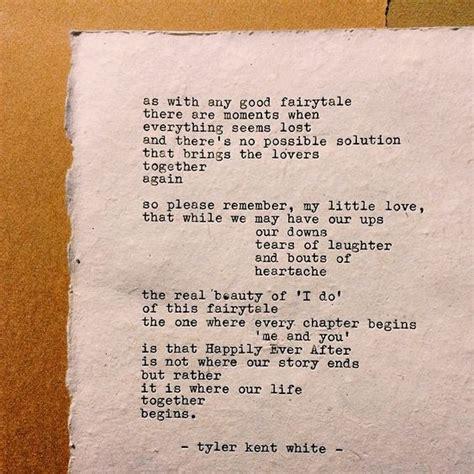 Wedding Quotes Lyrics by Wedding Poem Kent White Porcelain And Posies