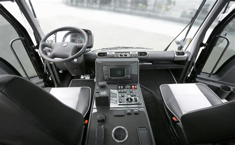 Unimog Cer Interior by The Unimog From Agricultural Drop Top To Tuner Ride