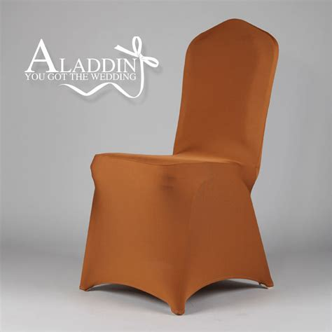 brown spandex chair covers 2016 style brown spandex chair cover for wedding
