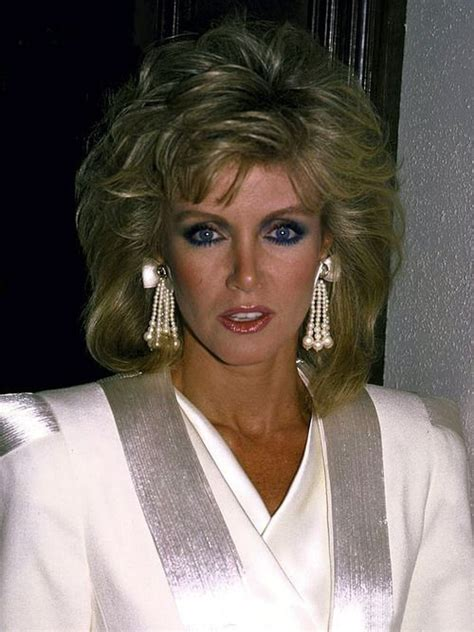 photos of donna mills curly frosted hairstyle from the 89s donna mills hair google search beauty pinterest