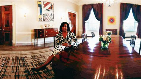 white house tours obama as obama leaves he leads tour of quot the people s quot white