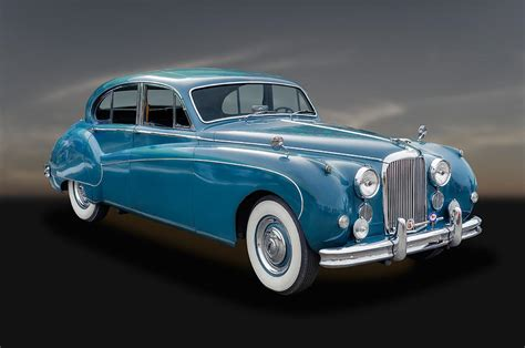 frank benz 1960 jaguar mark ix saloon car 2 photograph by frank j benz