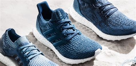 adidas ocean plastic running shoes coming