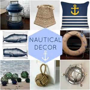 Coastal Home Decor Stores by Round Up Of Nautical Decor At Our Boat House