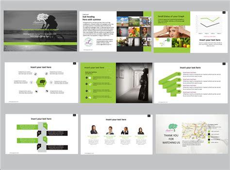 Modern Upmarket Powerpoint Design For Nani Courten By Modern Powerpoint Design