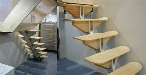 barandilla skate escalera para skaters