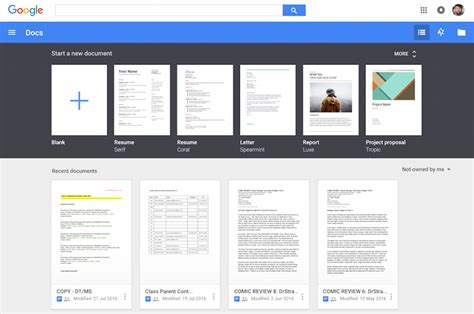 remove old unused docs from google docs ask dave taylor