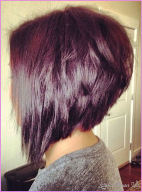 what is angled bob hairstyle what is a inverted bob haircut latestfashiontips com