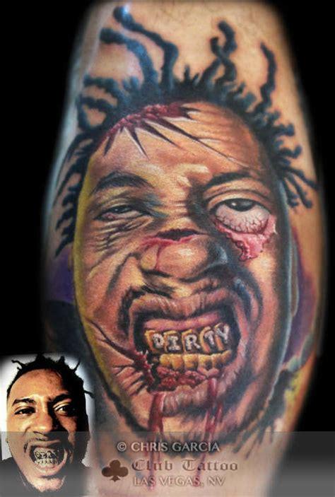 chris garcia tattoo chrisgarcia wu tang ol odb wu tang clan