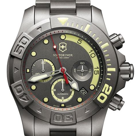 Swiss Army Master montre victorinox swiss army dive master 500