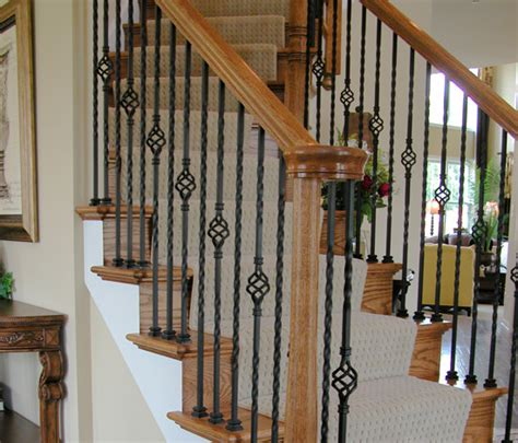 home stair remodel traditional staircase houston