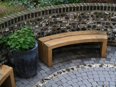 curved outdoor bench seating curved outdoor bench looks wonderful the homy design