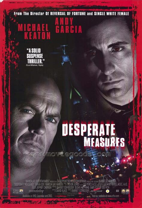 desperate measures posters from poster shop
