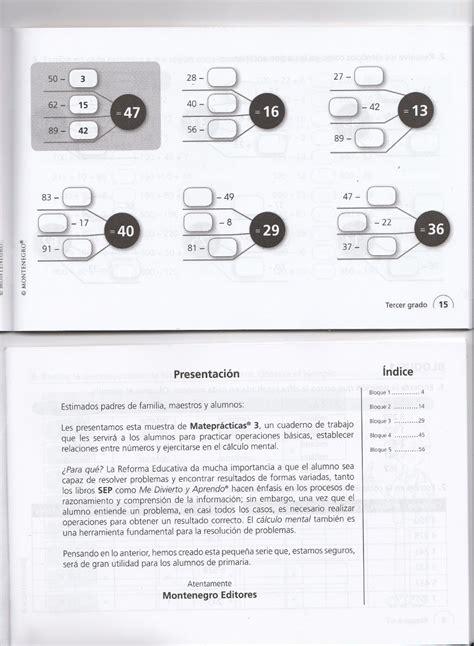 libro de respuestas matepracticas 4 grado matepracticas primaria 1 176 6 176 mayoreo 27 pzs y menudeo