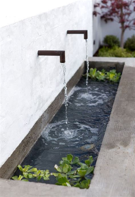 water fountain sink the 25 best wall water features ideas on pinterest