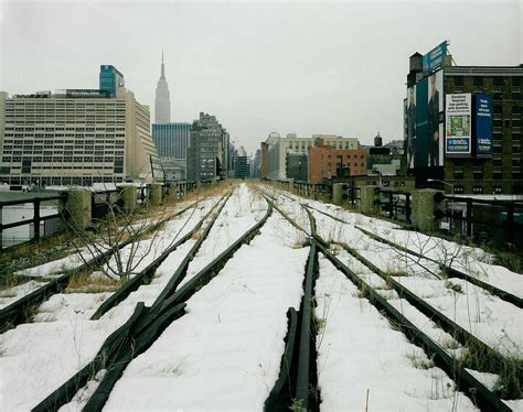 Hi Line Sheds by The High Line Why T We Been Here Before