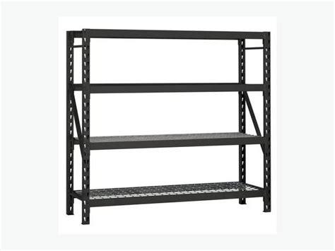 Husky Racks by Husky Industrial Strength Welded Storage Rack With Wire Deck City