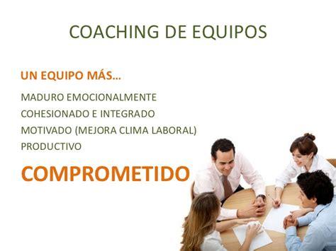 coaching de equipos coaching de equipos