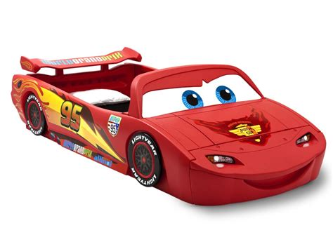 bett cars lightning mcqueen lightning mcqueen bed with free shipping autos post