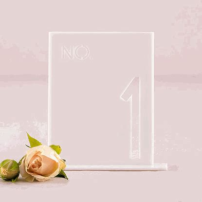 modern wedding table numbers modern acrylic wedding table numbers