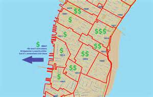 Nyc Zip Codes Map by The 10 Nyc Zip Codes Getting The Most Vc Investment