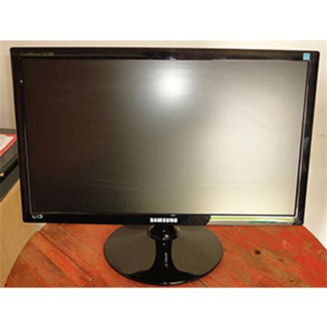 Monitor Samsung Sa300 led screens samsung syncmaster sa300 20 quot led screen