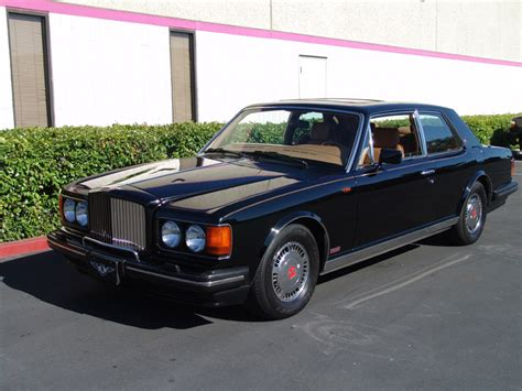 bentley turbo r coupe bentley turbo r hooper coupe