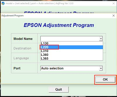 download resetter epson l100 for windows 7 epson me 340 resetter free download