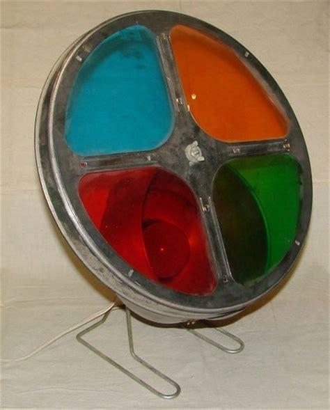 vintage aluminum christmas tree color wheel ebay