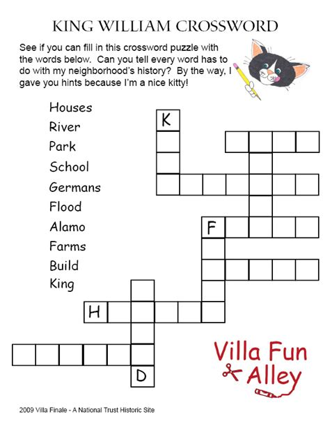 Printable Word Games For 4th Graders | science crossword puzzles for 4th graders crossword