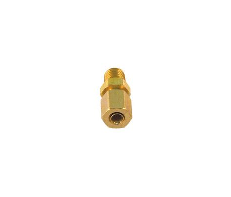 brass tube stock pm research tube connector pm research