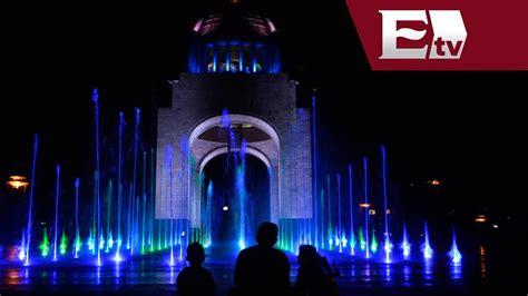 el jalile azul 8467576898 iluminan monumentos capitalinos de azul por el autismo comunidad yazmin jalil youtube