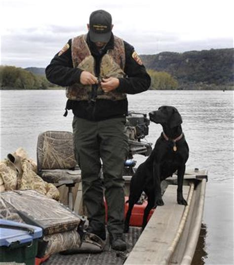 duck boat life jacket rules on the job game warden tom hemker plays by the rules