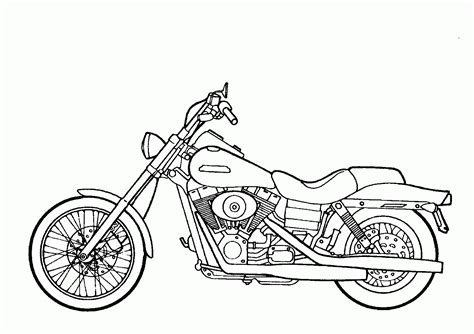 cartoon motorcycle coloring pages galer 237 a de im 225 genes dibujos de motos para colorear