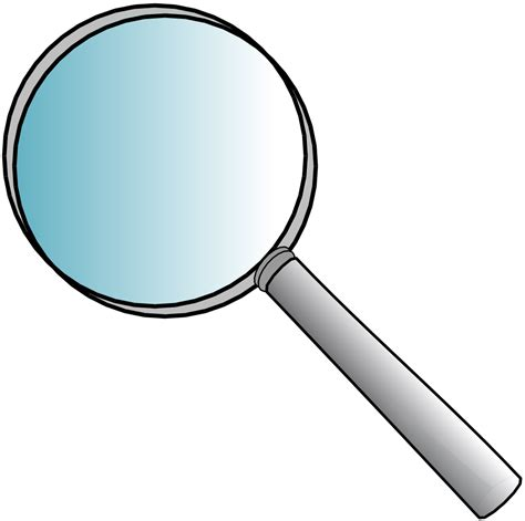 Magnifying Glass archivo magnifying glass 01 svg la
