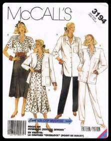 Sewing pattern mccalls wardrobe plus size half 20 1 2 misses