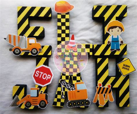 themed party letter a 1000 images about letter standees on pinterest car