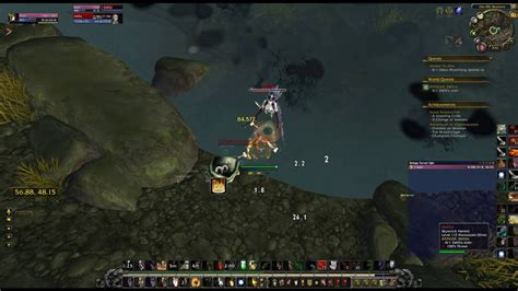 Quest Danger danger defilia wow world quest highmountain