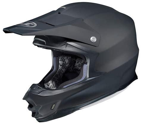 matte black motocross helmet hjc 334 615 helmets motocross helmet xl matte black
