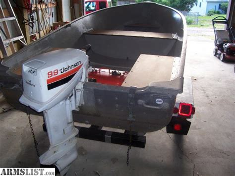 aluminum boat motor trailer packages armslist for sale trade like new lund aluminum boat