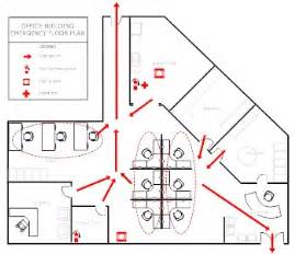 Emergency Exit Map Template by Evacuation Plan Template Make Evacuation Plans Easily