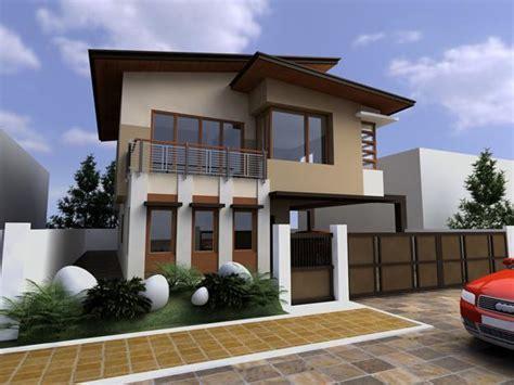 Modern Houses Exterior » Ideas Home Design