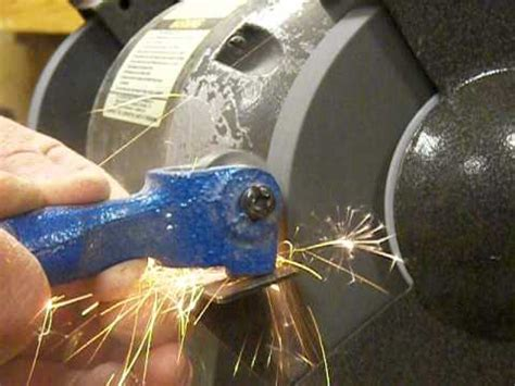 how to balance bench grinder wheels grinder dressing youtube
