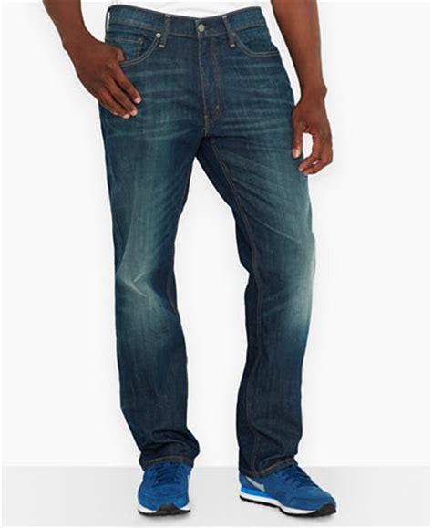 Levi Comfort Waist Jeans Levi S 174 541 Athletic Fit Jeans Jeans Men Macy S