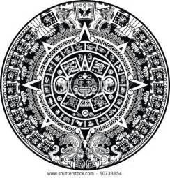 Calendario Azteca Pdf Aztec Calendar Stock Images Royalty Free Images Vectors